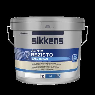 Sikkens Alpha Rezisto Easy Clean (voorheen Alpha Rezisto Mat)