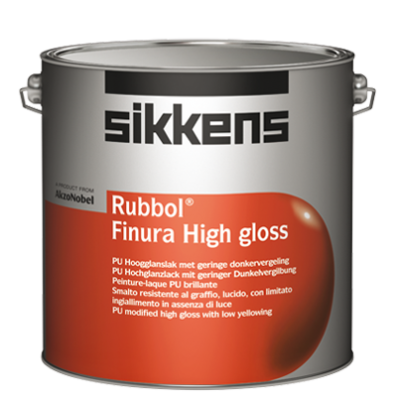 Sikkens Rubbol Finura High-Gloss