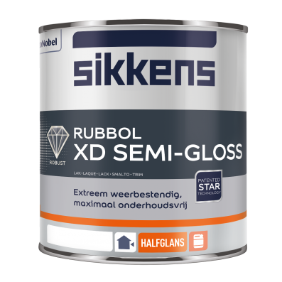 Sikkens Rubbol XD Semi-Gloss