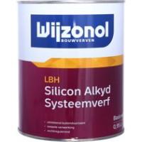 Wijzonol LBH Silicon Alkyd Systeemverf